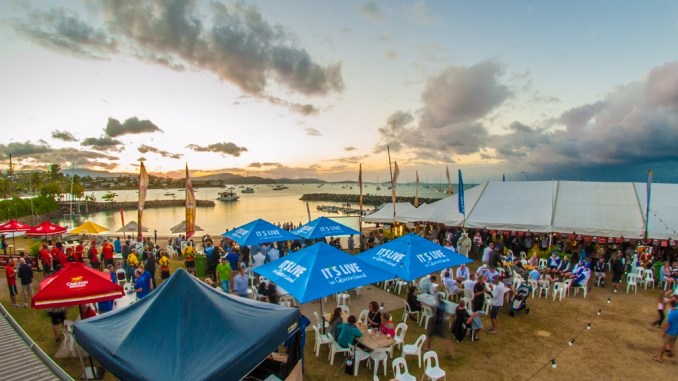 Airlie Festival of Sailing at sunset - Vampp Photography