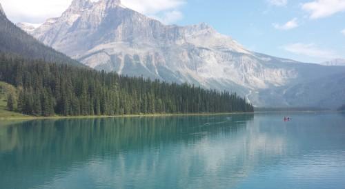 Wandern in Eis & Wasser – auf dem Iceline Trail in den kanadischen Rockies