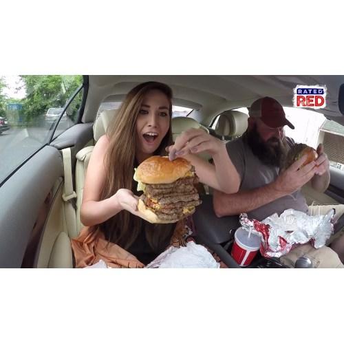 Medium Crop Of Wendys Trex Burger