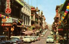 Chinatown 1950s