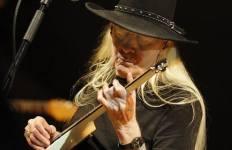 Texas Bluesman Johnny Winter