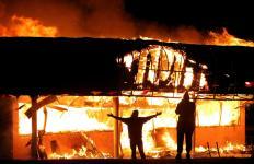 Ferguson Rioting 1