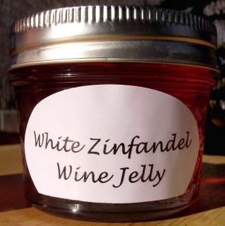 White Zinfandel Wine Jelly via Storenvy