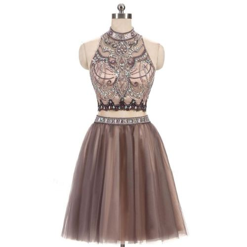Medium Crop Of Two Piece Homecoming Dresses