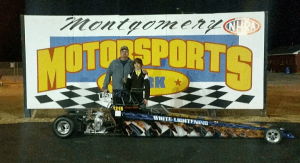 Race #2 Jr. Dragster Winner: