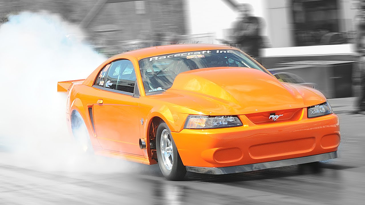 Video Feature: Dean Marinis' Nitrous X Mustang
