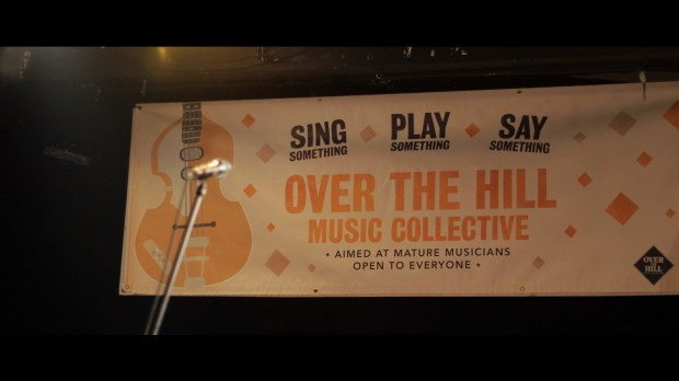 Over The Hill Album Fundraiser