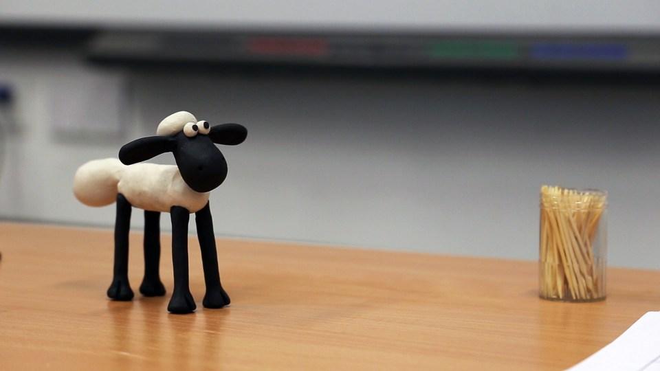 Shaun The Sheep Model