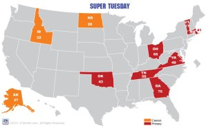 Super Tuesday Preview