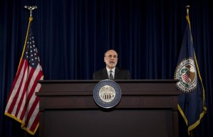Ben Bernanke's October Surprise