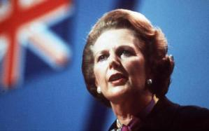 Margaret Thatcher: The Conservative That Planted Trees