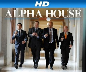 Get Hysterical Over Amazon's 'Alpha House'