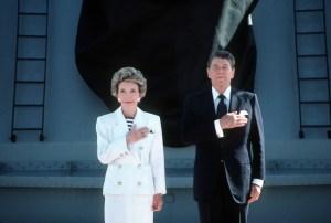 Reagan is still our Valentine