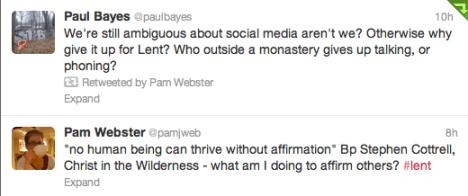 @pamjweb on Twitter