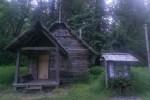 9-mile ranger cabin