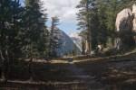 Nearing Matterhorn Canyon
