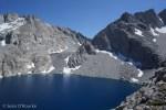 Echo Lake and Col