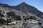 Wynne's west ridge