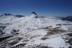Random peak south of Summit