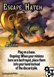 Steampunk preview from the upcoming expansion pack, from Alderac's website