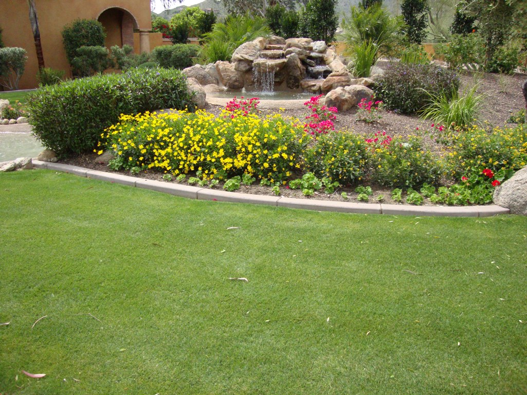 Fullsize Of Landscaping The Back Yard