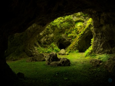 The meaning and symbolism of the word - Cave