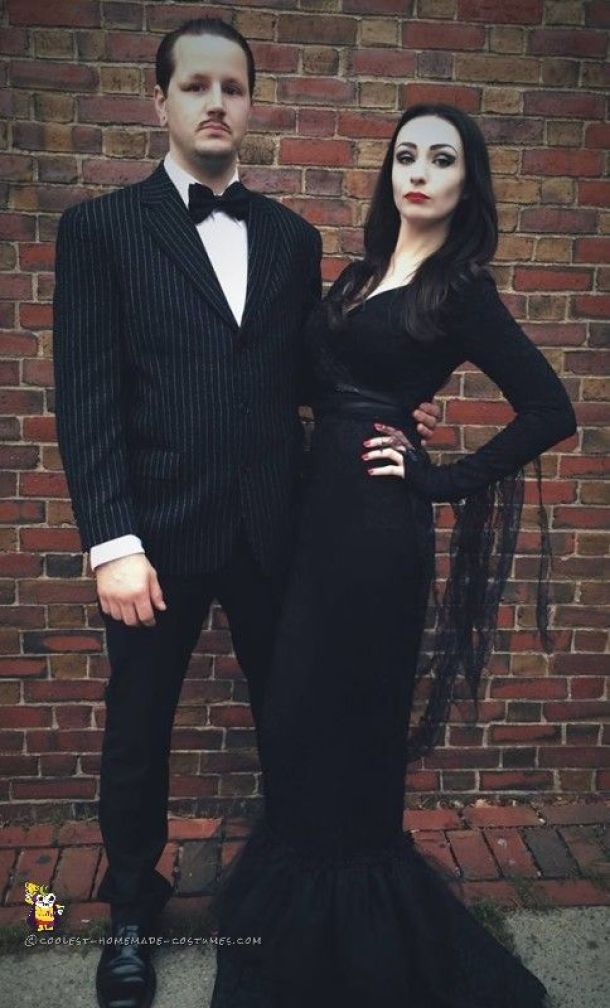 DIY Funny Clever and Unique Couples Halloween Costume - Cool And Easy Halloween Costume Ideas