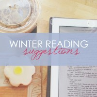 BOOKS : Winter Reading Suggestions
