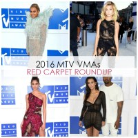 2016 MTV VMAs Red Carpet Round-Up