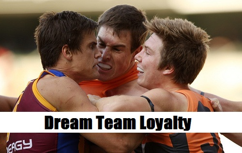 Loyalty Amongst Dream Team Coaches