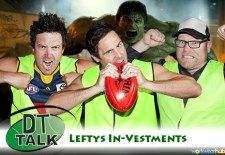 Leftys In-Vestments Round 17