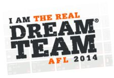 The 'Real' AFL Dream Team 2014