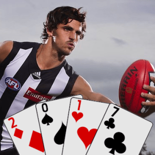 Scott Pendlebury – Deck of DT 2017