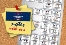 JLT Notes – Week 1