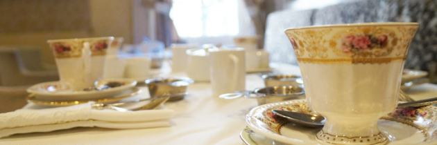 Elegant High Tea at the Windsor Arms Hotel