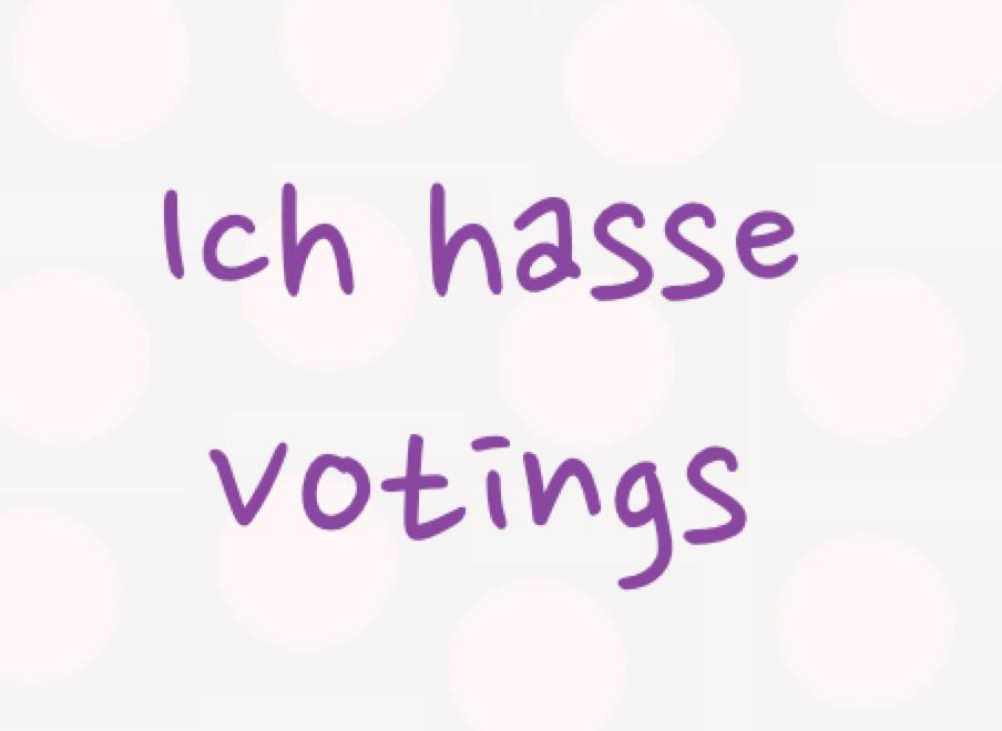 Testmonster Qbic - ich hasse Votings