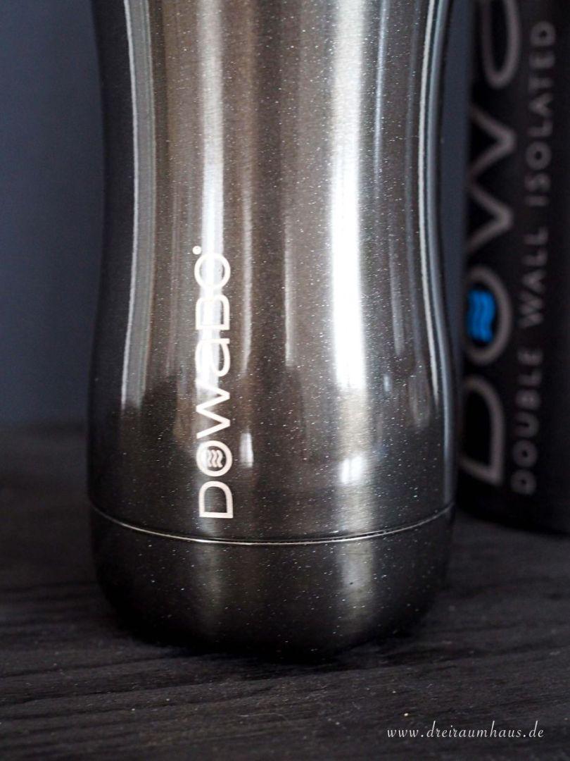 dreiraumhaus dowabo steel bottle trinkflasche green smoothie