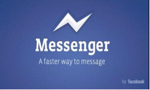 Facebook lanza Facebook Messenger para Firefox