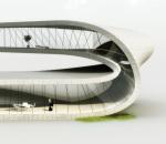 Edificio impreso 3D