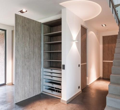 design vestiaire volkern en aluminium