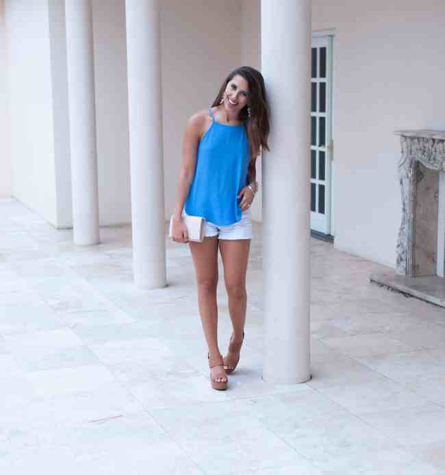 Dress Up Buttercup | Houston Fashion and Travel Blog - Dede Raad | The Blues