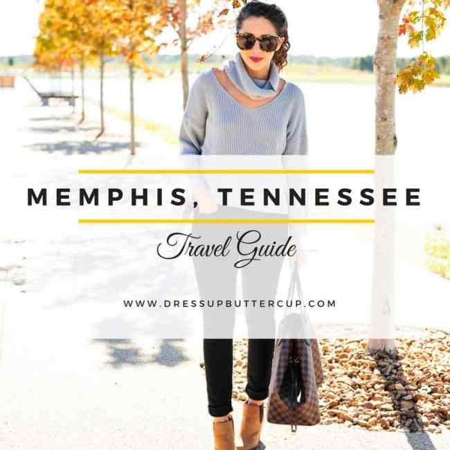Dress Up Buttercup // A Houston-based fashion travel blog developed to daily inspire your own personal style by Dede Raad | Memphis Travel Guide