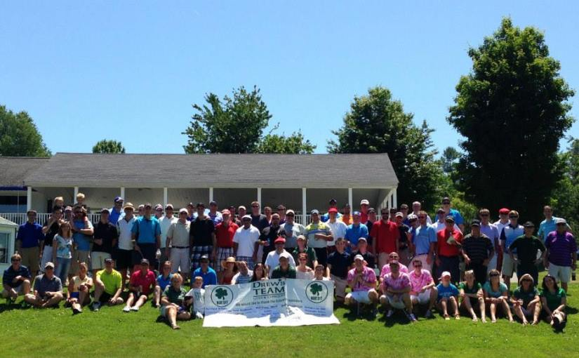 10th and Final Drew's Team Beat CF Golf Classic – REGISTER HERE!