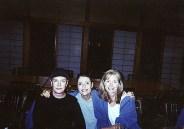 Lyn Lear, Dr. Gross and Lyn Lear's sister Diane