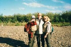 Dr. Gross Hiking