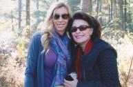 Melanie Walton and Dr. Gross in Bhutan