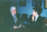 PBS interview with Senator Jack Kemp