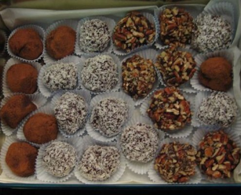 dessert recipes for good health nom nom rich chocolate truffles 0 ...