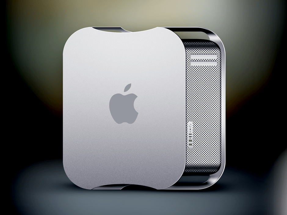 MacPro 30 Stunningly Detailed Mac Icons