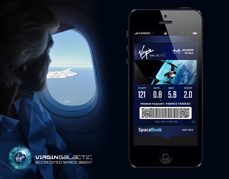 virgin galactic 15 Inspirational Examples of UI Design | Part 10